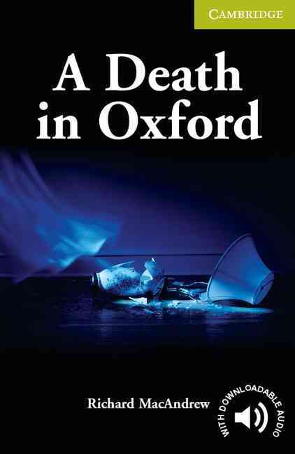 A Death in Oxford By Macandrew, Richard