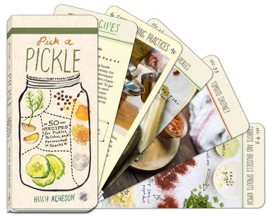 Pick a Pickle By Acheson, Hugh